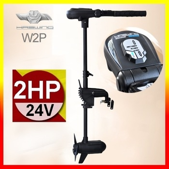 Haswing Electric Outboard Motor Protruar 2 0-24 v (85Lbs) 35¨