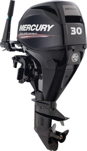 Mercury 4-stroke F 30 ELH GA EFI Outboard Motor