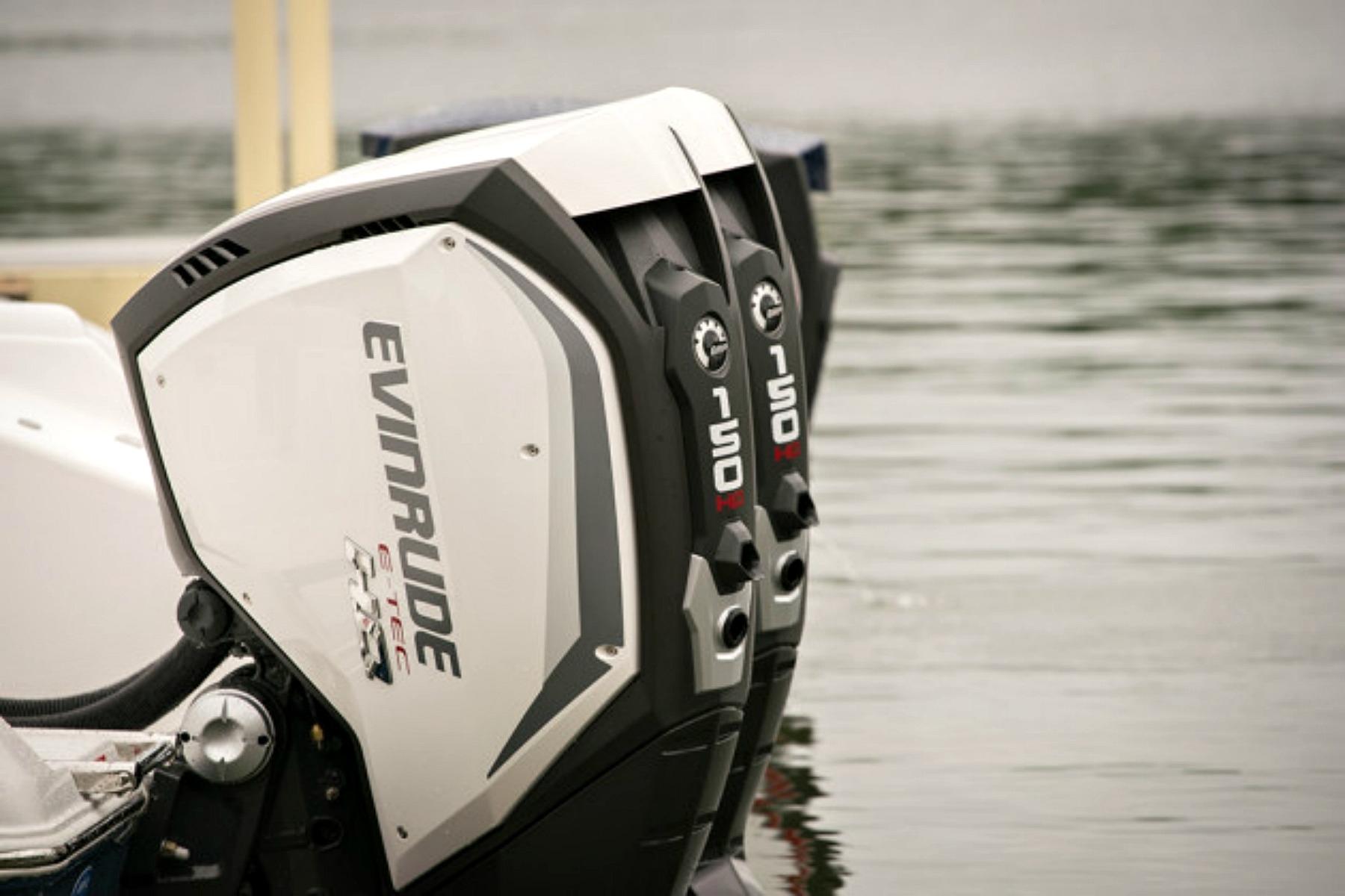 Evinrude ETEC G2 150 PL Outboard Motor
